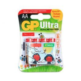 Батарейки GP Ultra АА с магнитом 4 шт.