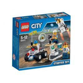 Конструктор LEGO City 60077 Набор для начинающих Космос