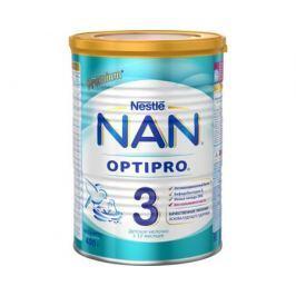 Детское молочко NAN 3 Optipro с 12 мес. 400 г
