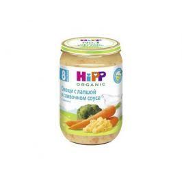 Пюре Hipp Овощи с лапшой в сливочном соусе с 8 мес. 220 г
