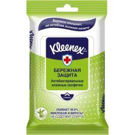 Влажные салфетки Kleenex антибактериальные 10 шт.