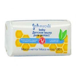 Детское мыло Johnson's Baby Pure protect 100 г