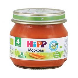 Пюре Hipp «Моё первое пюре» Морковь с 4 мес. 80 г