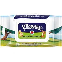 Влажные салфетки Kleenex «Disney» антибактериальные 40 шт.