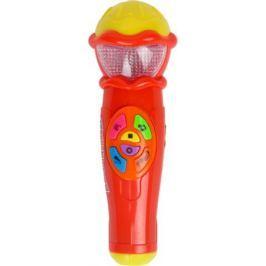 Микрофон Играем Вместе «Маша и медведь» с 3 песенками