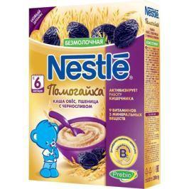 Каша безмолочная Nestle «Помогайка» из овса и пшеницы с черносливом с 6 мес. 200 г