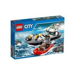 Конструктор LEGO City 60129 Полицейский патрульный катер