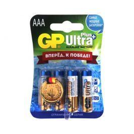 Батарейки GP Ultra Plus ААА с брелком 4 шт.