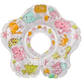 Круг для купания на шею Happy Baby «Aquafun» 3-24 мес.