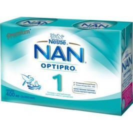 Молочная готовая смесь NAN 1 c рождения 2х200 мл