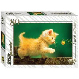Пазл Step Puzzle «Золотая серия 10: Животные» 80 эл. в ассортименте