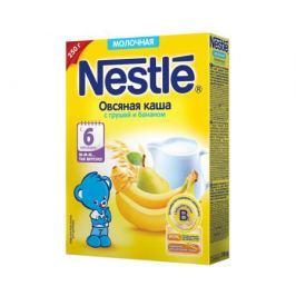 Каша молочная Nestle овсяная с грушей и бананом с 6 мес. 250 г
