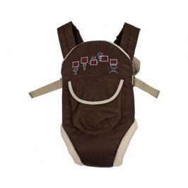 Рюкзак-кенгуру Топотушки «Комфорт» коричневый