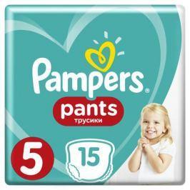 Трусики-подгузники Pampers Pants 5 (12-17 кг) 15 шт.