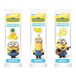 Жевательная конфета Minions 11 г с 3 лет