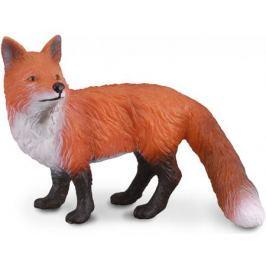 Фигурка Collecta «Рыжая лисица» 7 см