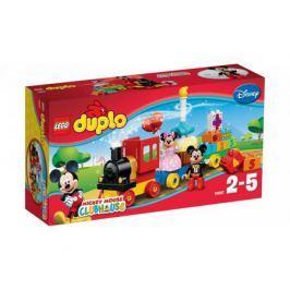Конструктор LEGO DUPLO 10597 День рождения с Микки и Минни