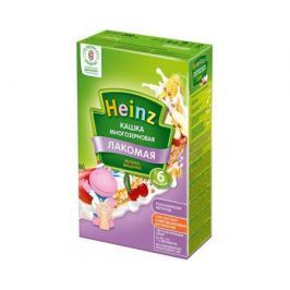 Каша молочная Heinz «Лакомая» многозерновая яблоко, вишенка с 6 мес. 200 г