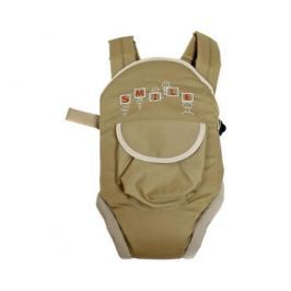 Рюкзак-кенгуру Топотушки «Комфорт» бежевый