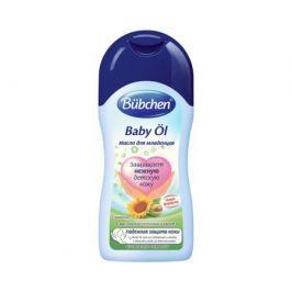 Масло детское Bubchen с маслом подсолнечника и каритэ с рождения 200 мл