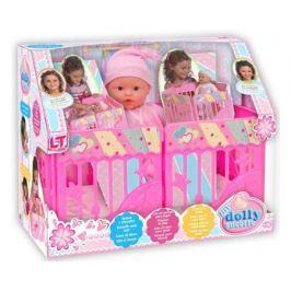 Кукла LokoToys «My Dolly Sucette» с игровой площадкой 37 см