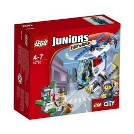 Конструктор LEGO Juniors 10720 Погоня на полицейском вертолёте