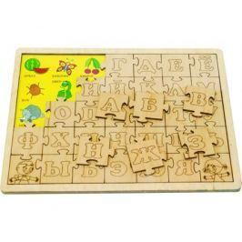 Пазл Мастер Вуд «Изучаем алфавит» развивающий