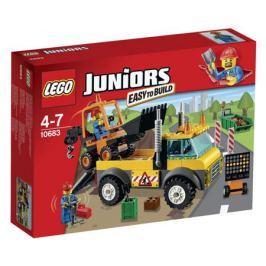 Конструктор LEGO Juniors 10683 Ремонт дороги