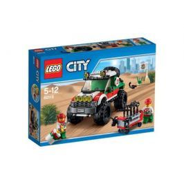 Конструктор LEGO City 60115 Внедорожник 4x4