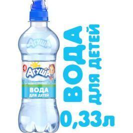Вода детская Агуша с рождения 0,33 л