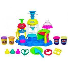 Игровой набор Play-Doh «Фабрика пирожных» с пластилином
