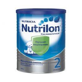 Молочная смесь Nutrilon Кисломолочный 2 с 6 мес. 400 г