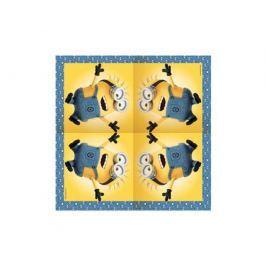 Салфетки Minions «Миньоны» 20 шт.