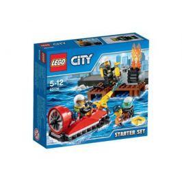 Конструктор LEGO City 60106 Набор для начинающих: Пожарная охрана