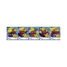 Тетрадь в линейку Spider-man 12 листов в ассортименте