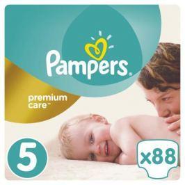 Подгузники Pampers Premium Care 5 (11-18 кг) 88 шт.
