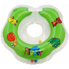 Круг для купания на шею Roxy-kids Flipper до 2 лет в ассортименте
