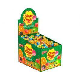 Карамель леденцовая Chupa Chups фруктовая с соком 12 г в ассортименте