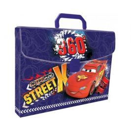 Папка-портфель Disney Cars