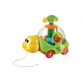 Игрушка-каталка Happy baby «IQ-Turtle»