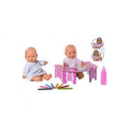 Кукла LokoToys «Le Petit Bebe» с подарочным набором и аксессуарами к школе 30 см