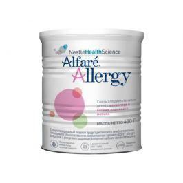 Смесь Alfare Allergy для диетотерапии с рождения 450 г