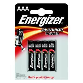 Батарейка Energizer AAA 4 шт.