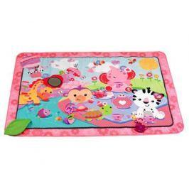 Развивающий коврик Fisher Price «Джамбо» розовый