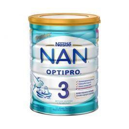 Детское молочко NAN 3 Optipro с 12 мес. 800 г