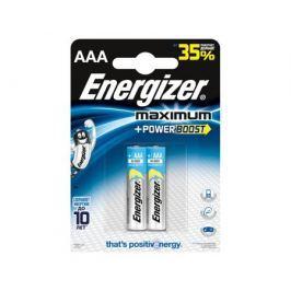 Элемент питания Energizer Max AAA 2 шт.