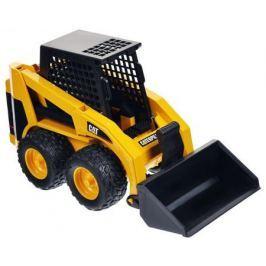 Погрузчик Bruder «CAT» мини колесный с ковшом 1:16