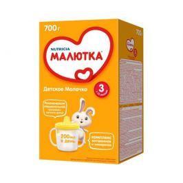 Детское молочко Малютка 3 с 12 мес. 700 г