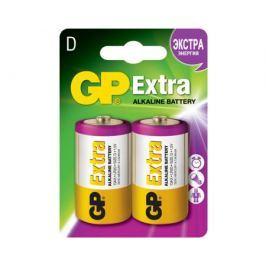 Батарейки GP EXT D 2 шт.