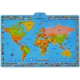 Интерактивная карта мира ZanZoon